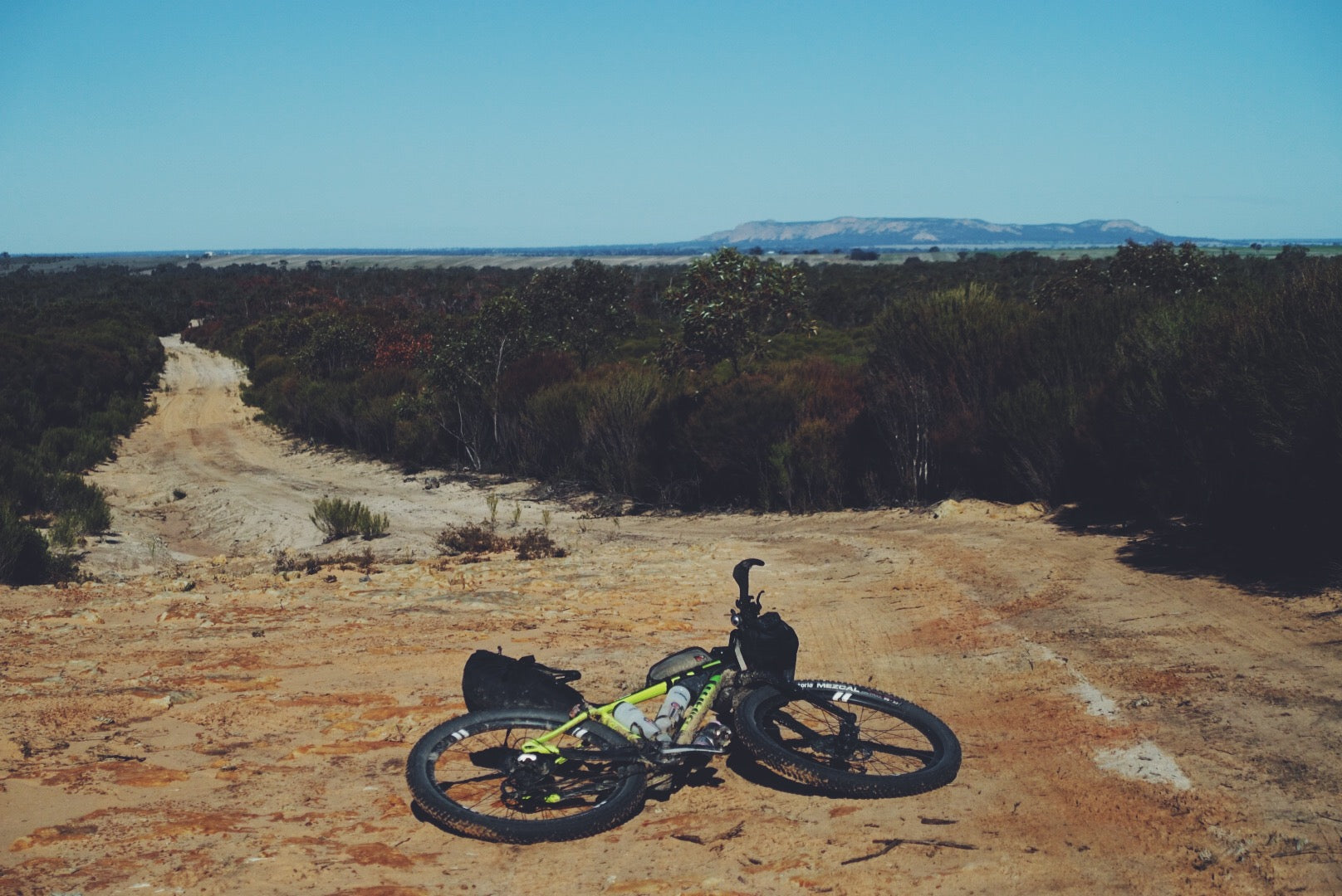 Arapiles Big Sky Bicycle Trail