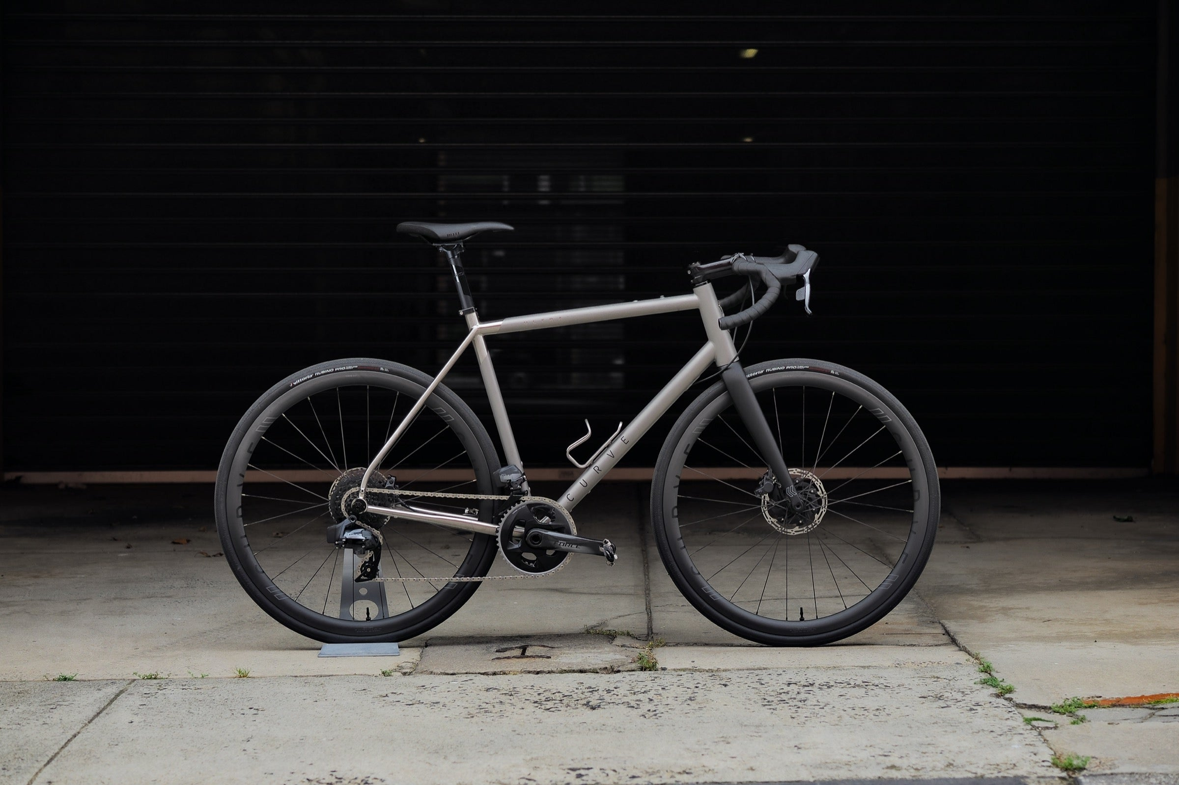 Curve Titanium Road Bike