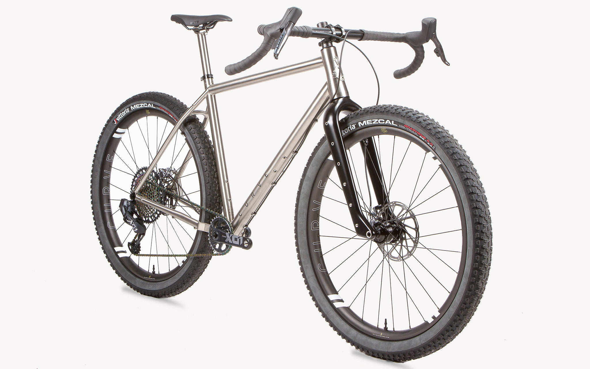 Titanium Gravel Bike