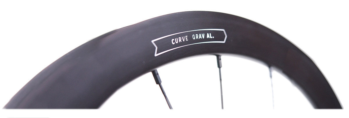 Curve Gravel Road Wheel Disc Alloy