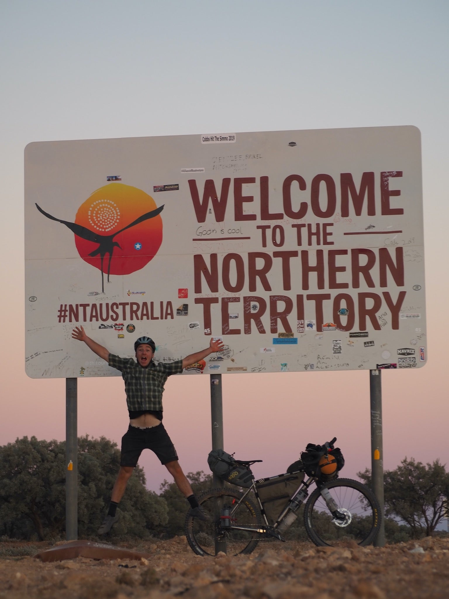 Northern Territory Welcome