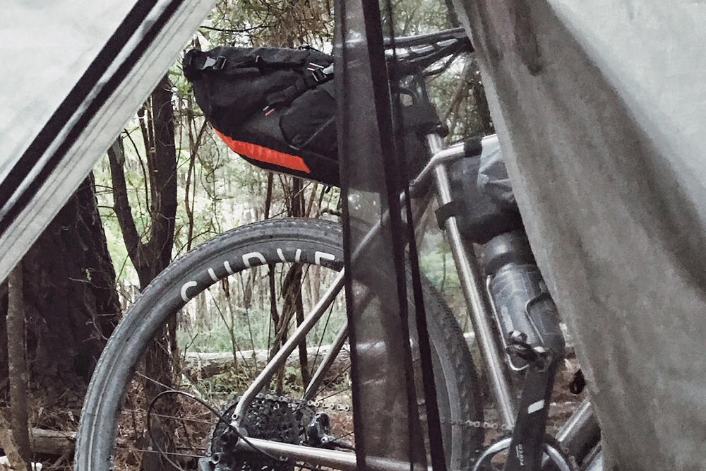 Bike-packing Fails: a self-depreciating account of learning