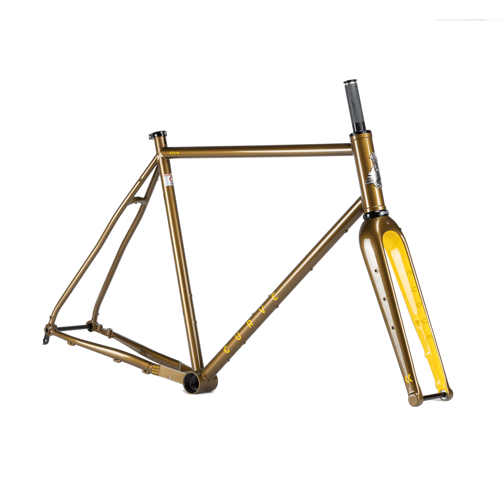 Steel Gravel Frame