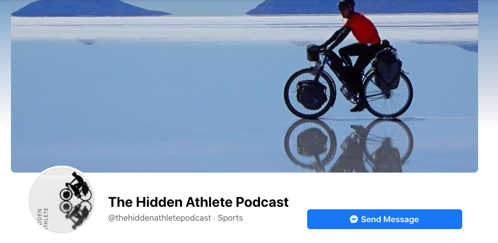The Hidden Athlete podcast