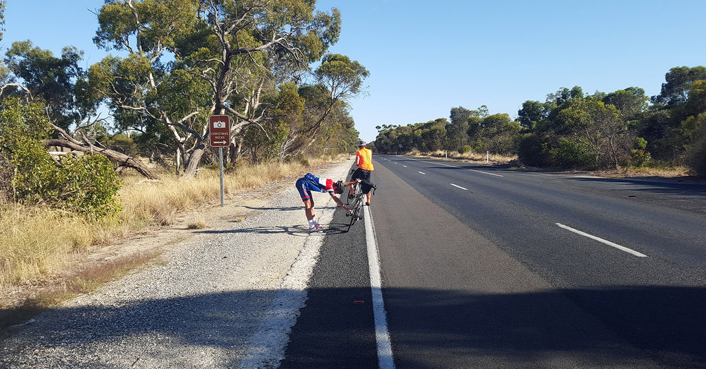 Nic Nordon on his Curve Cycling Pilgrimage to the TDU