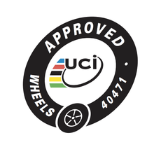 Curve UCI Approved WHeels