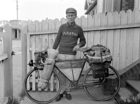 Francis Birtles Overlander Perth to Sydney
