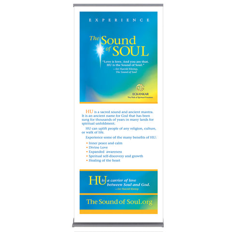 Eckankar Sound of Soul Banner