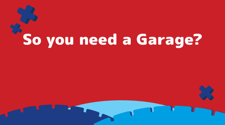 Need a Garage for your Cars?