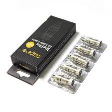 5pk Aspire Nautilus BVC Replacement Coil