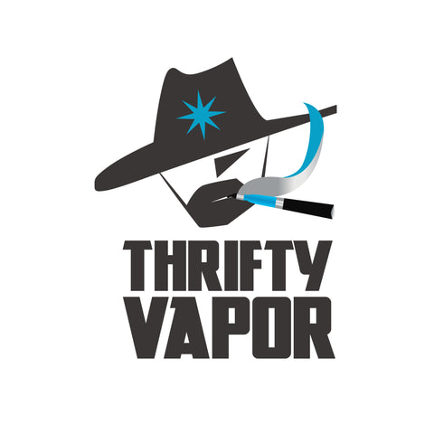 Thrifty Vapor-Bobby Socks 60ml e-liquid bottle