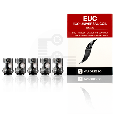 Vaporesso EUC Replacement Coil 5pk