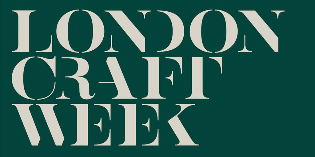 London Craft Week 2019 | Unloved to Luxury Workshop with Elvis & Kresse | 9th May 2019