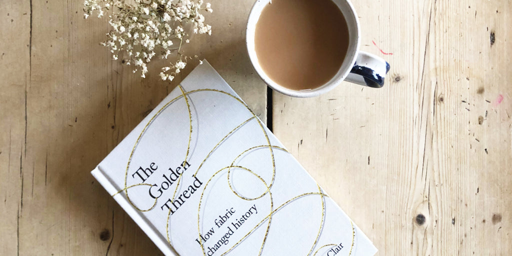 Book Review | The Golden Thread by Kassia St Clair
