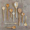 hand carved wooden spoons collection