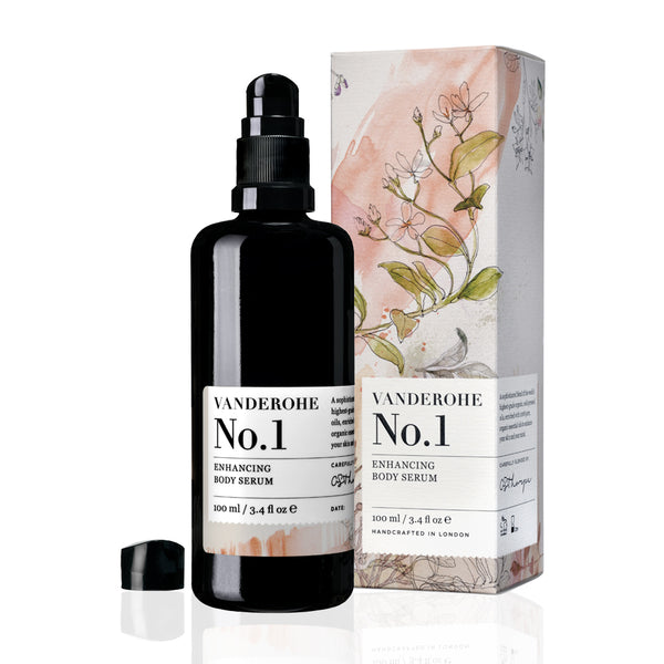 No 1 Enhancing Body Serum
