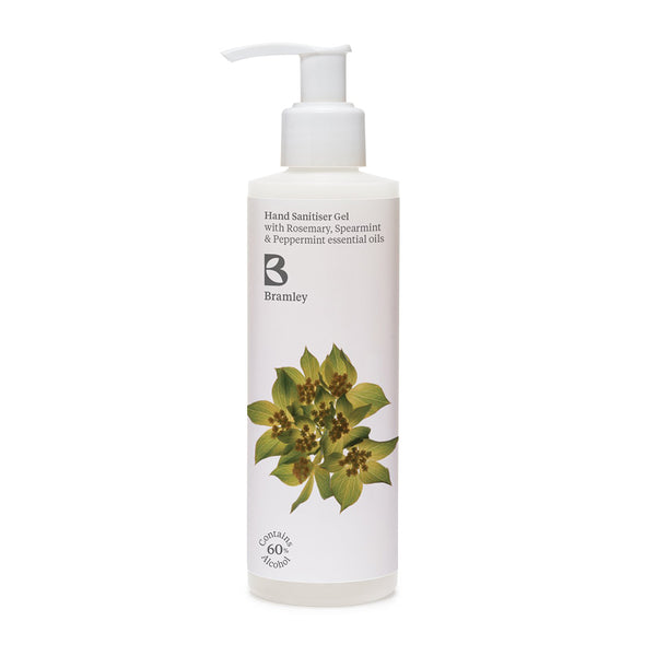 Rosemary, Spearmint & Peppermint Hand Sanitising Gel