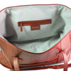 elvis kresse rescued firehose weekend bag red inside