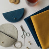 Jude Gove Leather Coin Purse Making