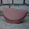 Jude Gove Leather Coin Purse Blush
