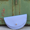 Jude Gove Leather Coin Purse Blue