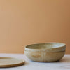 sesame bowl stoneware lazy eye the room service pair