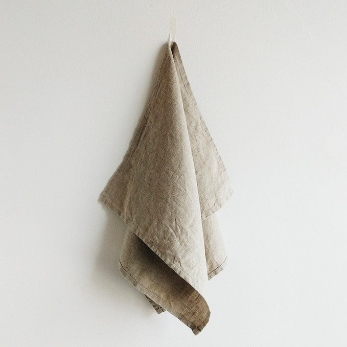 Irish Linen Napkins 31 Chapel Lane Oatmeal