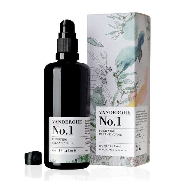 No 1 Purifying Cleansing Oil