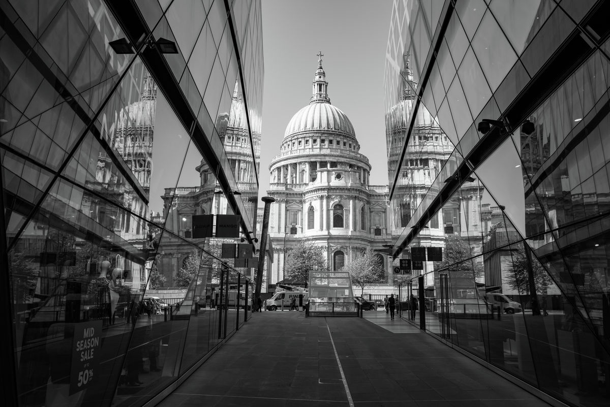 St Paul's Double Take