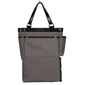 Easoto Commute Carryall Sturdy Matte Grey Front