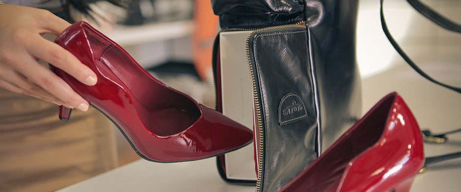 Store your heels in style with Easoto