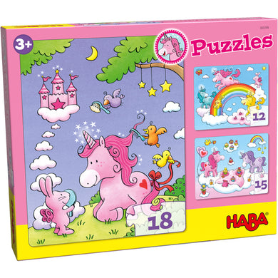 Puzzles Unicornio Destello