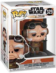 Funko Pop! Star Wars Mandalorian Kuiil 329