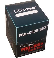 Deck Box - UltraPro 100