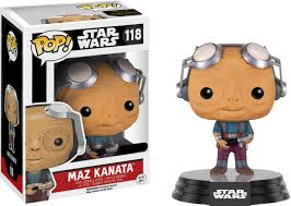 Funko POP! Star Wars - Maz Katana 118