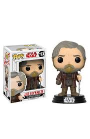 Funko POP! Star Wars - Luke Skywalker 193