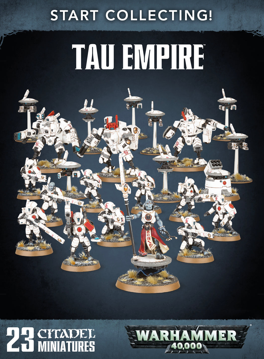 Warhammer 40K: Start Collecting! Tau Empire