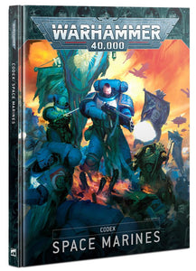 Warhammer 40000: Codex Space Marines ( 9ª edición)