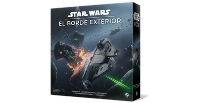 Star Wars El Borde Exterior