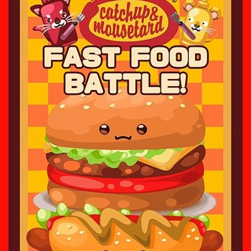 Fast Food Battle (Catchups & Mousetard)