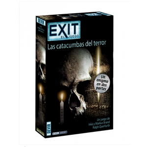 EXIT: Las Catacumbas del Terror (doble)
