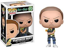 Funko POP! Rick&Morty - Weaponized Morty 173