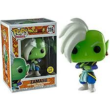 Funko_POP! Dragon Ball Super - Zamasu 316