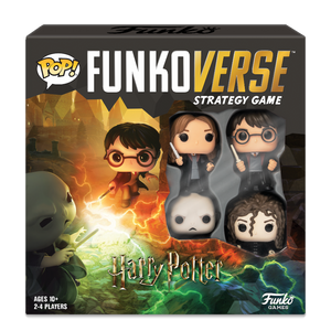 Funkoverse: Harry Potter 100 (Castellano)