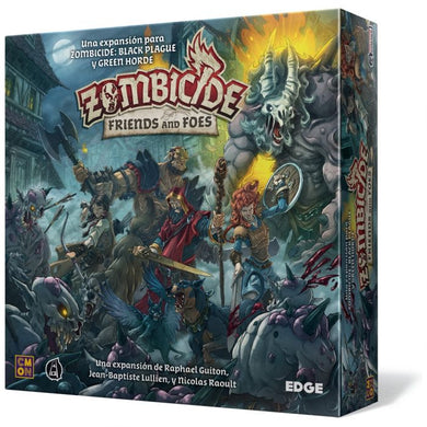 Zombicide: Friends and Foes (expansión)