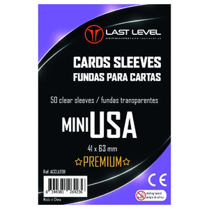 Fundas Last Level Mini USA Premium 50
