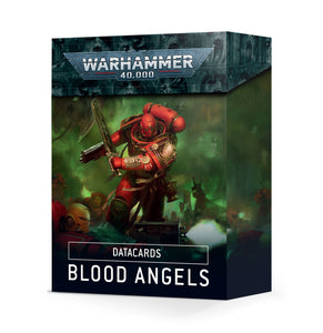 Warhammer 40000: Tarjetas de Datos Blood Angels