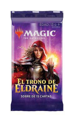 Sobre Magic El Trono de Eldraine
