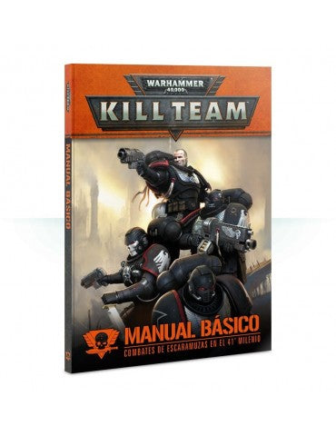 Warhammer 40000 Kill team Manual Básico