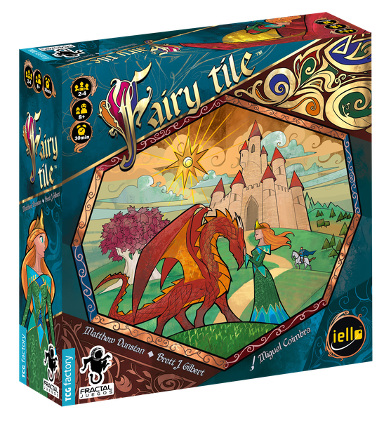 Fairy Tile- Edición Especial, con cartas exclusivas